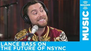 Lance Bass Wants *NSYNC to Reunite for One Last Album