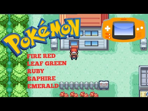 How to play any pokemon Gba games in android+emulator (easy)