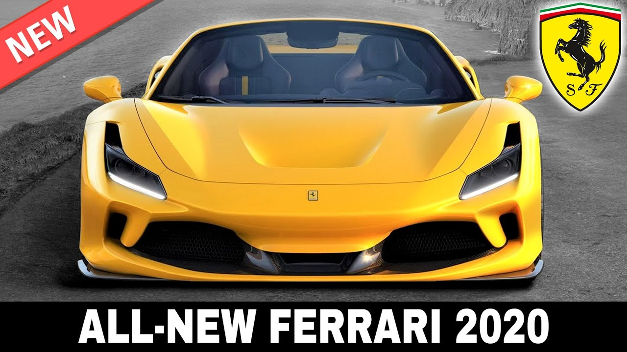 8 Upcoming Ferrari Cars Destined to Become New Symbols of Luxury and Speed