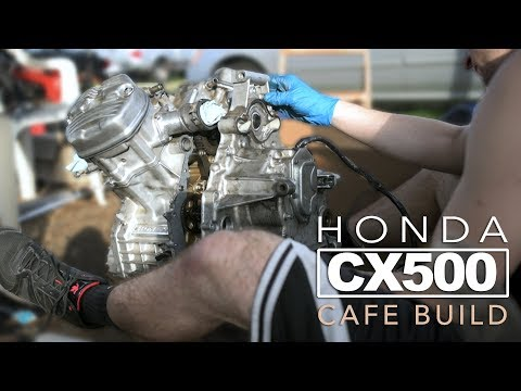 Stator Test & Replacement | Cheap Craigslist CX500 Cafe Racer Build