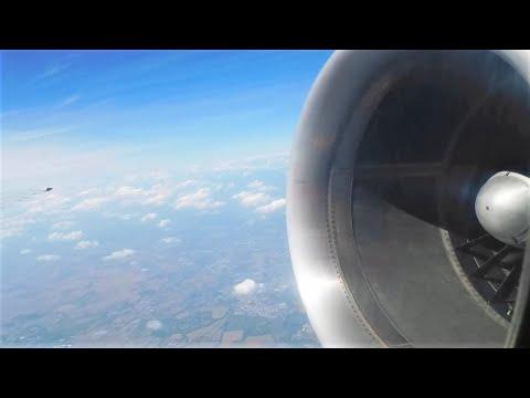 ✈ Meridiana Airlines IG132 Mcdonnel Douglas MD-83 Milan Bergamo To Olbia *FULL FLIGHT*