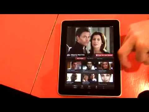 iPad Streaming Video problems