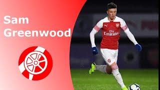 Sam Greenwood 2018/19 - Goals, Assists, Dribbles