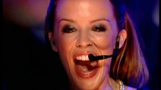 Kylie Minogue - Can't Get You Out Of My Head (Live from Top Of The Pops 12-10-2001)