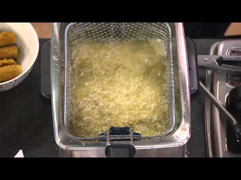Emeril by T-Fal 1.8L Stainless Steel Deep Fryer with Oil Filtration with Mary Beth Roe