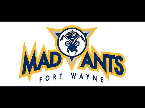Mad Ant Dunks 2017-2018 Season