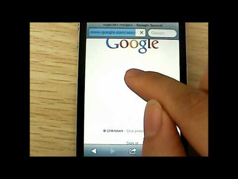 How to enable Google handwrite search on iPhone