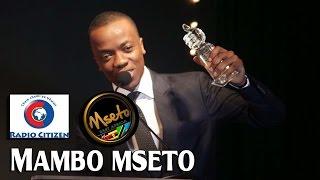 Millard Ayo Live On Mambo Mseto (Radio Citizen) With Mzazi Willy Tuva (April 2015)
