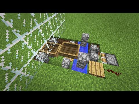 Minecraft Invisible Wall Pressure Plate
