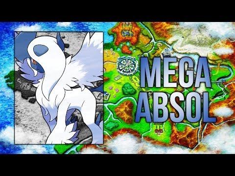 Pokemon X/Y - Mega-Absol Entwicklung [Deutsch/German]