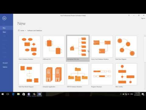 Learn Microsoft Visio
