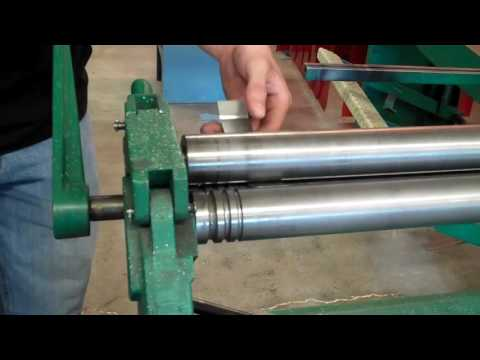 Sheet Metal Roller