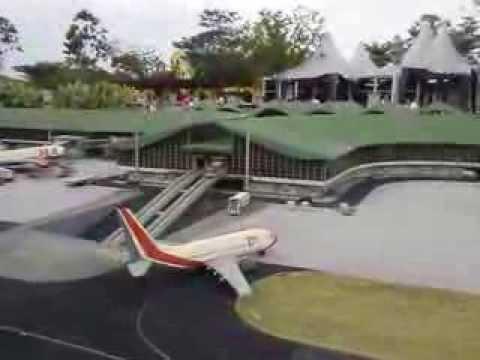 legoland malaysia: Lego ( KLIA ) Kuala Lumpur International Airport mini land
