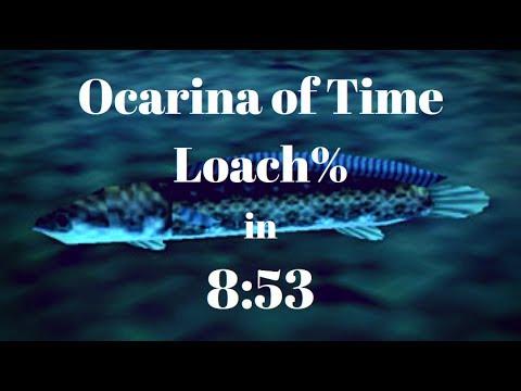 Ocarina of Time Loach% Speedrun in 8:53 (WR)