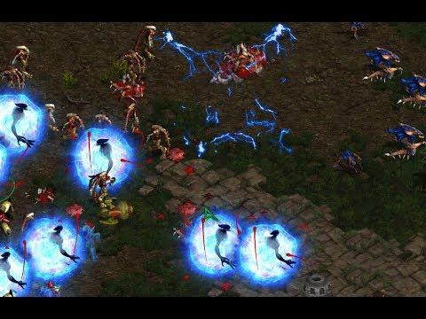 DOWNLOAD:Larva (Z) v Shuttle (P) on Fighting Spirit - StarCraft