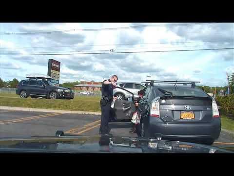 County legislator gets speeding ticket