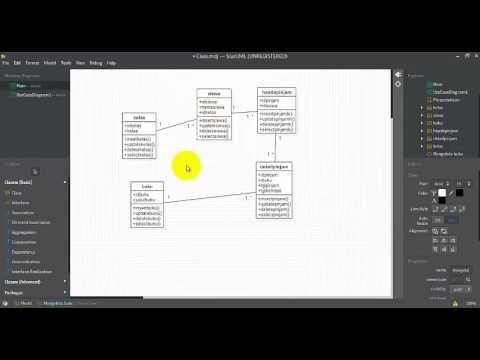 Tutorial Membuat Use Case Diagram Menggunakan StarUML