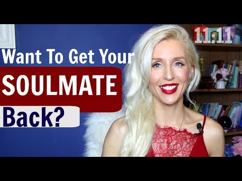 How To Get Your SOULMATE Back After Breakup?