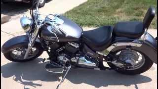 Yamaha V star 650 Classic - PakVim net HD Vdieos Portal