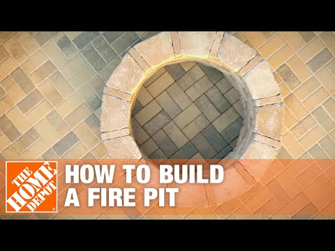DIY Fire Pit: How to Build a Fire Pit