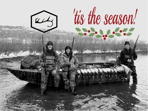 'Tis The Season   Oregon Waterfowl Hunt