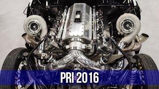 Performance Racing Industries PRI 2016 Recap