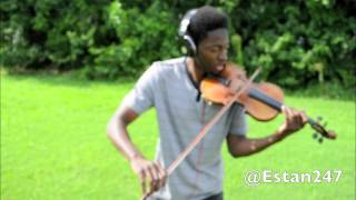 Eric Stanley - Call Me Maybe (Violin Cover) @Estan247