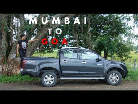 I went all the way from Mumbai to Goa to deliver my clients car~Vlog