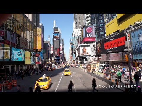 NYC 2015 VLOG