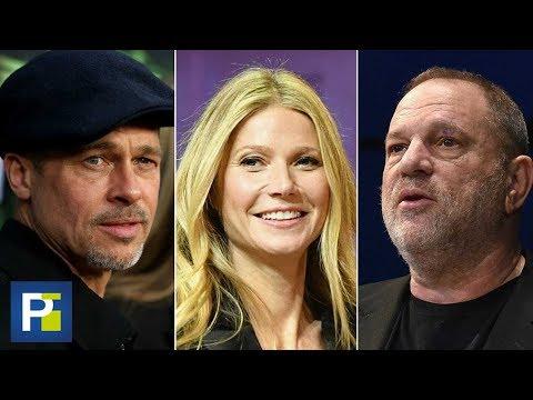 Gwyneth Paltrow revela que Brad Pitt la defendió ante los supuestos abusos de Harvey Weinstein