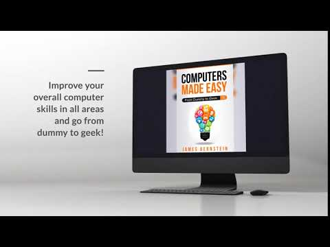 Check Out Our New Computer Help Book!