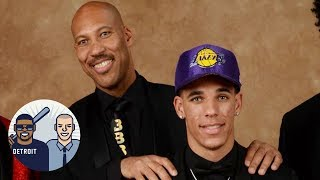 Would LaVar Ball Allow Lonzo To Date Kendall Or Kylie Jenner? | Jalen & Jacoby | ESPN