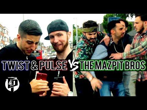 Twist & Pulse VS The Mazpit Bros.   Britain's Got Talent Rivalry