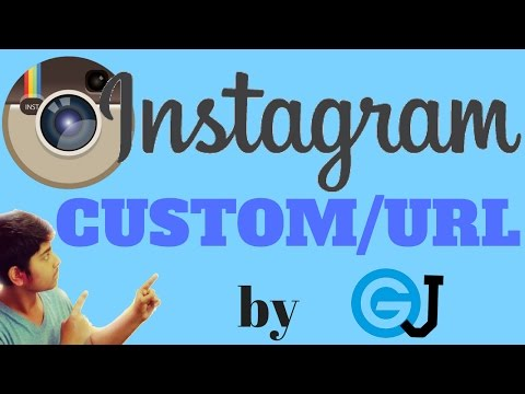 How to get Instagram url ! 👍