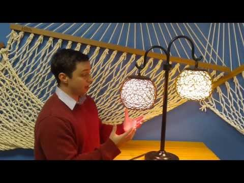 Meet Marty and the Castillo Outdoor Table Lamp: Four Must-Have Features of Outdoor Lamps