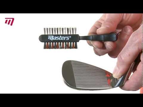 Masters Golf - Opti Club Cleaner Brush (ZDGA0122)