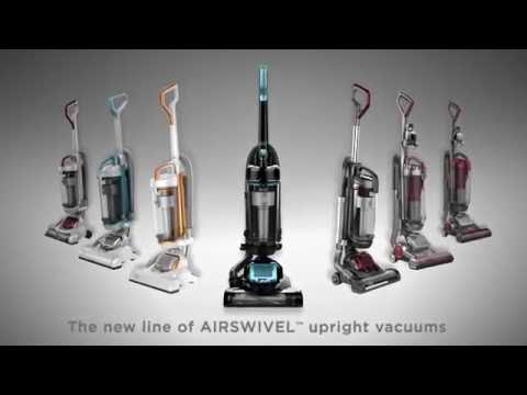 The BLACK+DECKER AIRSWIVEL Ultra-Lightweight Vacuum