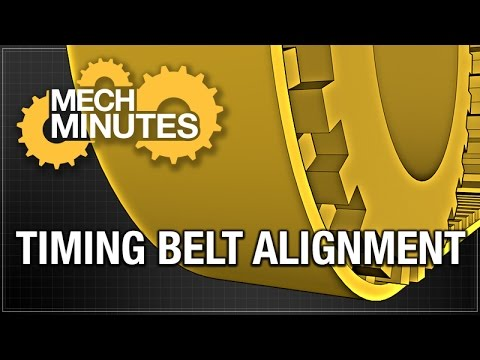 TIMING BELT & PULLEYS PT. 3: ALIGNMENT CONCERNS | MECH MINUTES  | MISUMI USA