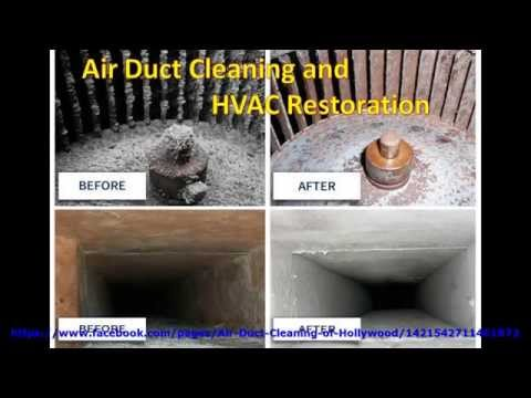 Hollywood Air Duct Cleaning 954-366-6131