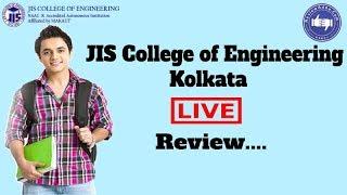 JIS College of Engineering Kolkata 2019- College Reviews & Critic Rating