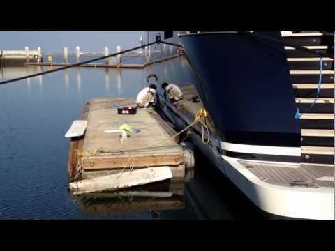 Yacht Gallileo G Sea-Shield Water Line Treatment