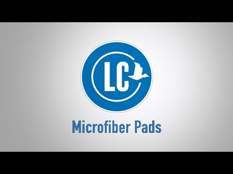 Lake Country Microfiber Pads