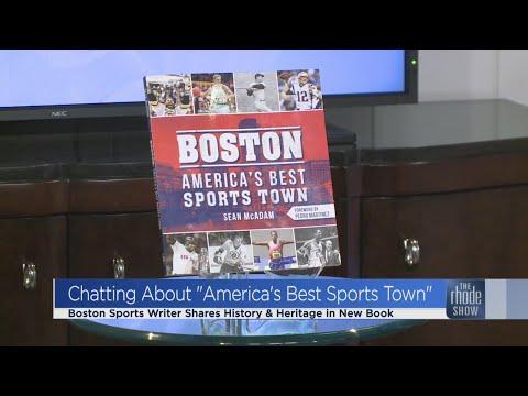 Sports Writer Sean McAdam talks new book