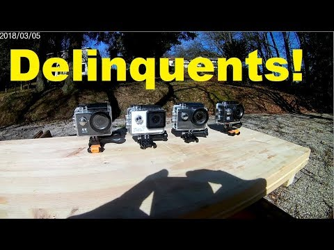 Dirt Cheap Action Cams: Joy or Junk? Project