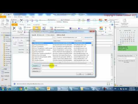 Outlook 2010 Send Email Part 3