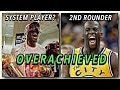8 NBA Players That Completely Overachieved