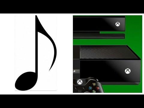 How to play your music on Xbox One FOR FREE!!!!