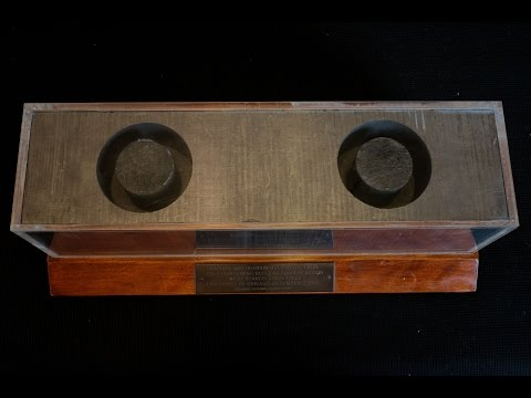 Herb Anderson's piece of the Chicago Pile