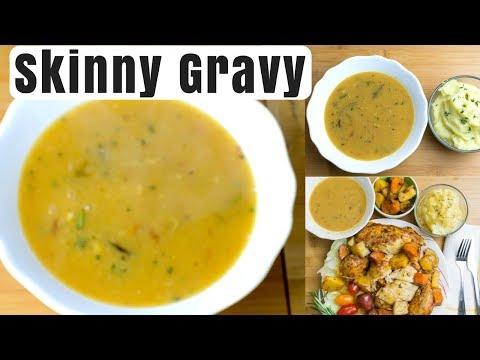 Thanksgiving Chicken Gravy | Gravy Recipe For Thanksgiving Dinner