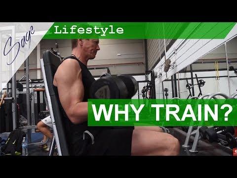 Why Do I Train?